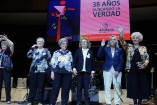 Abuelas de Plaza de Mayo conmemoró el Día de la Identidad y destacó el compromiso del Estado con los DDHH