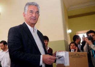 Los primeros datos de la elección en San Luis anticipan la reelección de Alberto Rodríguez Saá