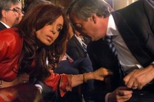 """Cristina recordó el discurso de Kirchner en la histórica cumbre de """"No al ALCA"""""""