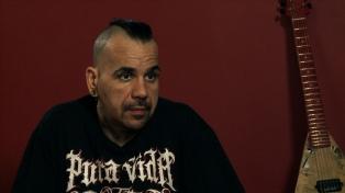 Andrés Giménez, de A.N.I.M.A.L.: el nuevo camino del metal