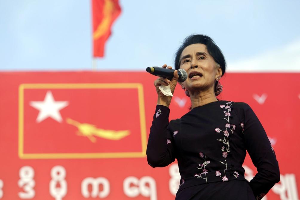 El Ejército birmano detiene a la líder del partido gobernante y se teme golpe de Estado