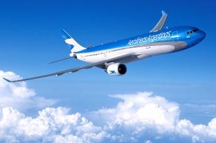 Aerolíneas Argentinas sumó nuevas rutas, más aviones y pasajeros
