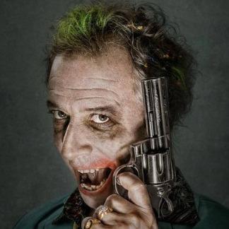 """Capusotto como Joker, en """"Kryptonita"""""""