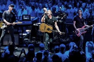 El operativo de seguridad para el recital de Coldplay