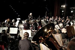 La Banda Sinfónica de la Ciudad se presentará en el Hospital Moyano