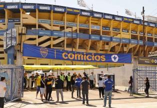 Angelici se impone en las elecciones en Boca