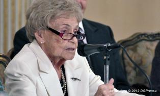Falleció Blanca Ibarlucía, histórica militante feminista