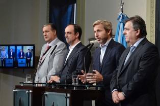"""Frigerio: """"Los mendocinos acompañaron la buena gestión de Cornejo y hoy la revalidaron en las urnas"""""""