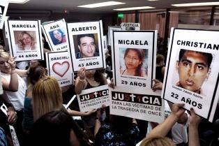 Los familiares de las víctimas esperan que De Vido sea condenado a 10 años
