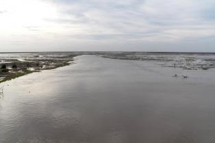 El Paraná y el Salado vuelven a sus niveles normales