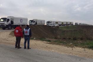 La tregua trae calma a Siria y aprestan el ingreso de ayuda humanitaria a zonas sitiadas