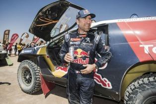 Con Peterhansel al frente, Peugeot monopoliza la clasificación tras la quinta etapa