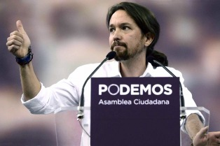 Aval partidario a los líderes de Podemos tras la polémica por la compra de un chalet