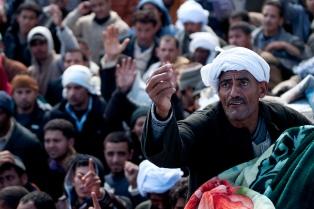 Con un gobierno autoritario y la oposición tras las rejas, se cumplen cinco años de la Primavera Árabe en Egipto
