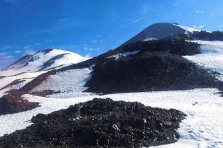 Mantienen el alerta amarillo en el complejo volcánico Nevados de Chillán