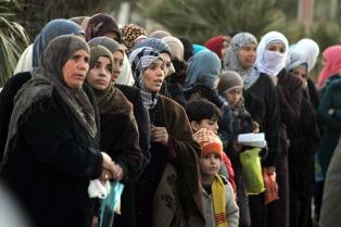 Al menos 29 niños mueren por hipotermia en un campo de refugiados