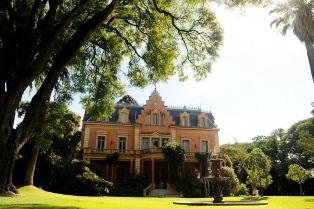 La emblemática Villa Ocampo festeja 125 años con propuestas culturales
