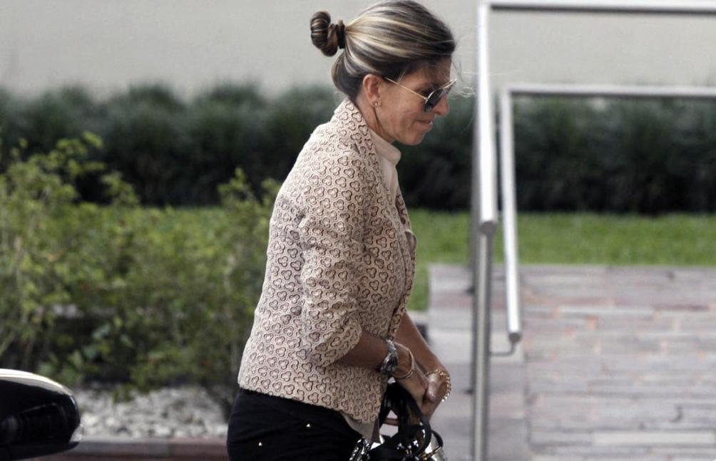Sandra Arroyo Salgado jueza federal de San Isidro