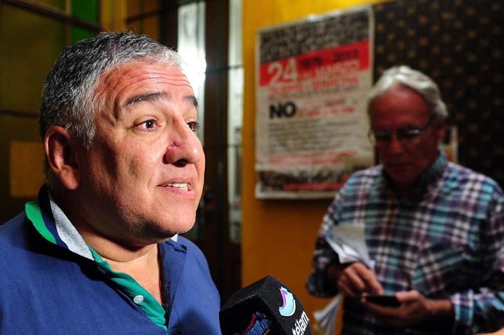 """El secretario adjunto de la Asociación Docente de la Ciudad de Buenos Aires (Ademys), Jorge Adaro, consideró que """"una primera lectura es que efectivamente se ha hecho evidente la subordinación de la Corte Suprema a la política"""""""