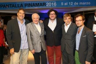 Con varias figuras y el estreno de un filme rumano, comenzó Pantalla Pinamar
