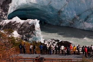 Argentina tiene 14.500 glaciares, pero sólo unas pocas decenas en explotación turística