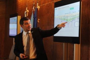 Galuccio se mantendrá en su cargo hasta la próxima asamblea de accionistas de YPF