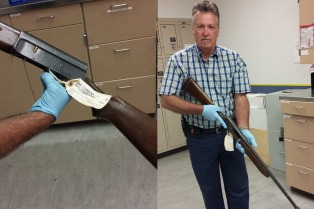 Tras 22 años, publican fotos del arma con la que Kurt Cobain se quitó la vida