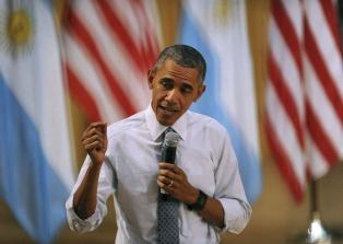 Obama reconoce que no han logrado avanzar en una solución para Medio Oriente