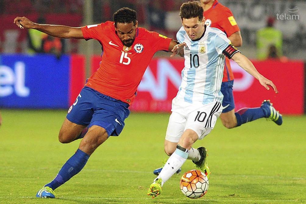 Argentina cayó en definición por penales ante Chile en 2015 y 2016 (foto archivo)