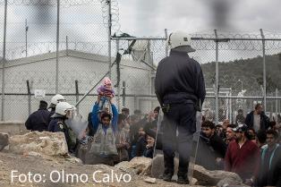 """Los rescatistas de Lesbos: """"Seguiremos salvando vidas el tiempo que sea necesario"""""""