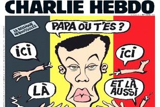 Charlie Hebdo desata la polémica con una burla a los atentados en Bruselas