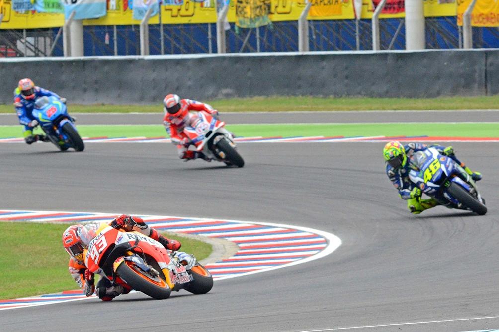 El MotoGP se disputará el año que viene en el circuito de Termas de Río Hondo