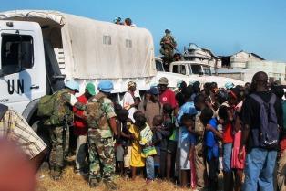 """Congo: la ONU confirma 11 denuncias de abusos sexuales de """"cascos azules"""""""