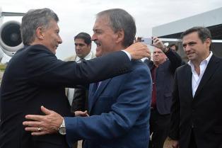 """Macri reafirmó que """"la prioridad hoy es reducir la pobreza y bajar la inflación"""""""