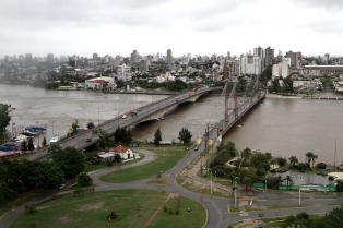 Los ríos Salado y Paraná descienden y reparan rutas afectadas por las inundaciones en Santa Fe