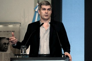 """Peña: """"No hay vocación de utilización política"""" en compartir datos de Anses"""