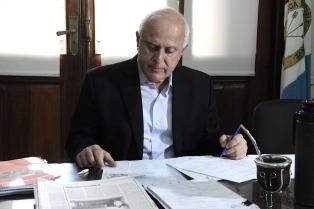 """Lifschitz aseguró que el """"grueso de la UCR"""" seguirá en el Frente Progresista Cívico y Social"""