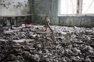 Chernóbil recibió a más de 100.000 turistas en lo que va de este año