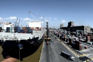 El costo portuario resta competitividad a la soja argentina