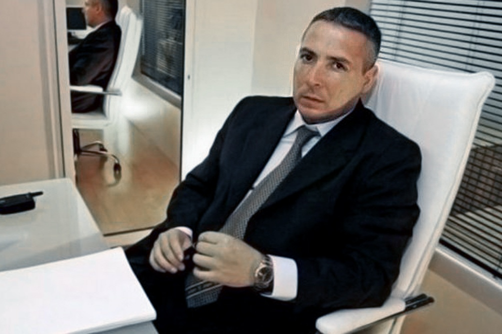 Víctor Stinfale, exabogado y amigo de Maradona.