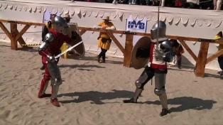 La Feria Medieval y la Noche de los Museos se realizarán este fin de semana en Alta Gracia