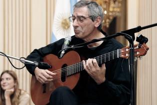 "La guitarra de Juan Falú llega ""Como el aire"" al ND Teatro"
