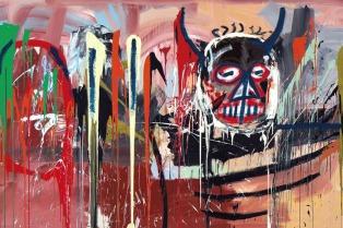Un autorretrato de Basquiat alcanzó un récord millonario