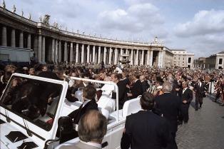 Se cumplen 35 años del atentado a Juan Pablo II