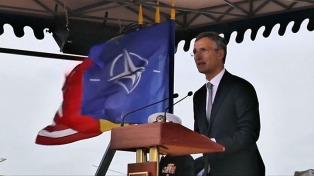 La OTAN desplegará cuatro batallones en países fronterizos de Rusia
