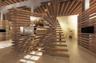 Argentina exhibirá un trabajo de fuerte impronta poética en la Bienal de Arquitectura