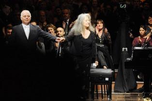 Marta Argerich celebrará su cumpleaños en concierto junto a  Barenboim
