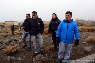 El fiscal Marijuan realiza en El Calafate unos 40 allanamientos