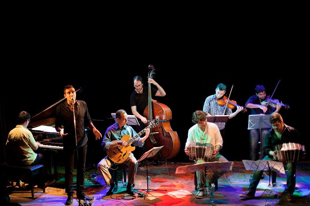 """Varchausky compartirá con la Orquesta Escuela de Tango  Balcarce el """"Concierto Didáctico-El estilo de Piazzolla del"""