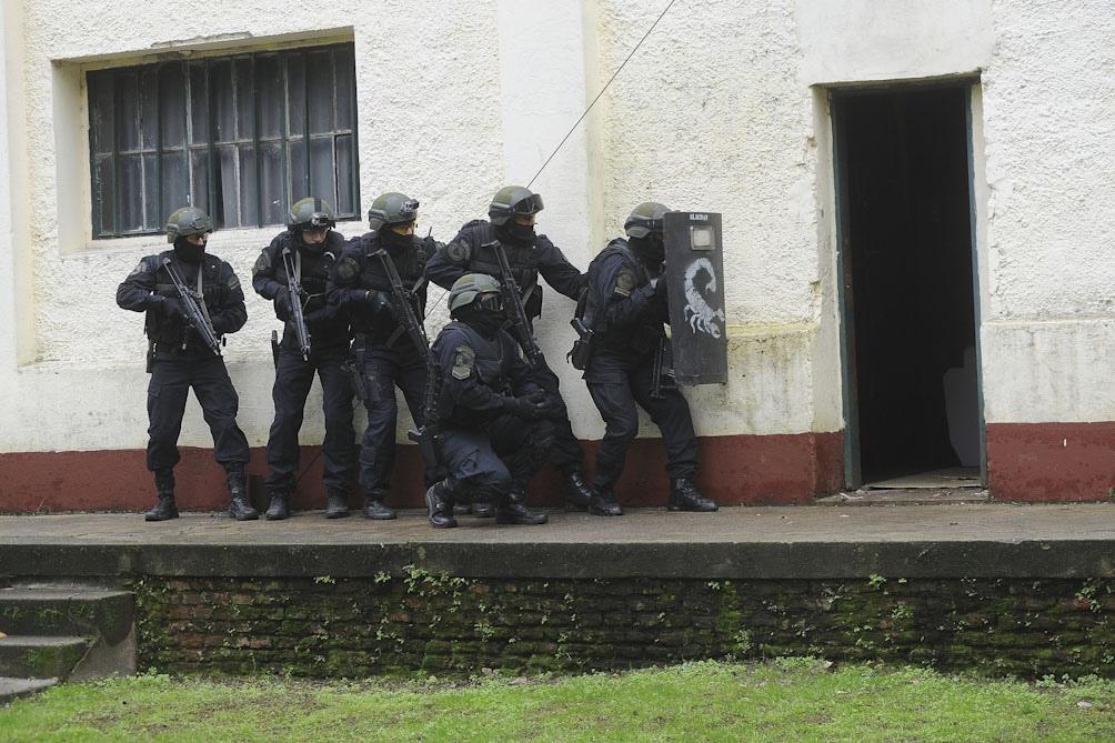 Para todo un año de uso por parte de la Gendarmería Nacional, el actual gobierno dispuso la compra de 30 mil cartuchos, lo cual da una dimensión respecto de los 70 mil enviados a Bolivia para los golpistas.